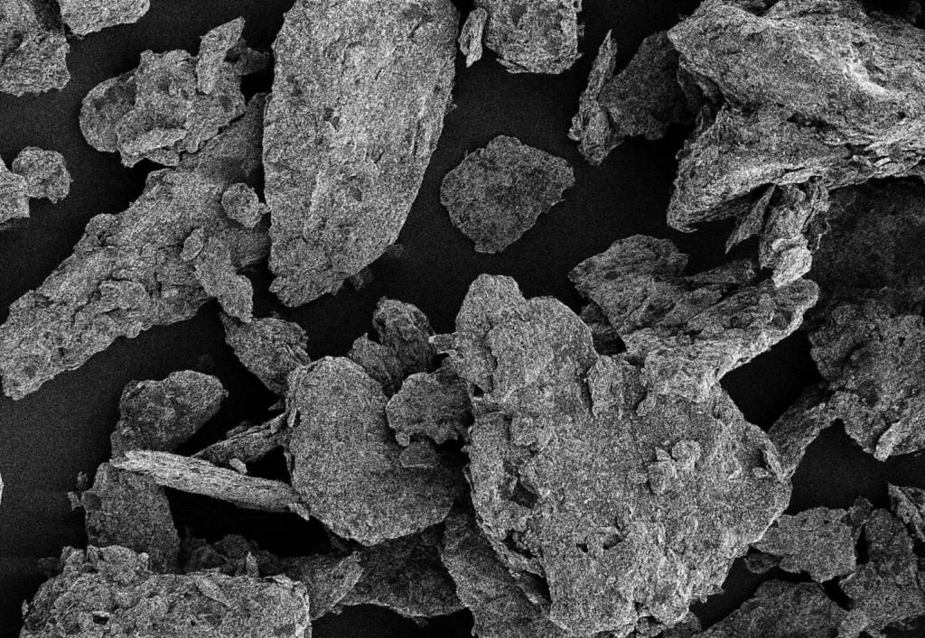 土状黒鉛0-5mm